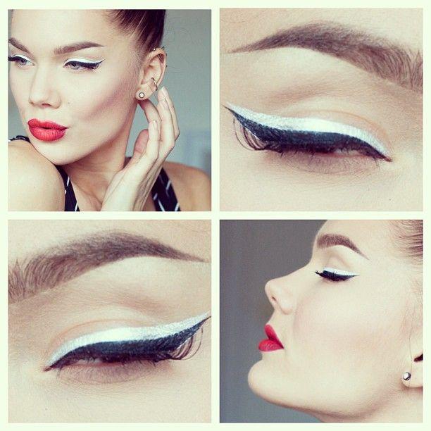 .@lindahallbergs | lindahallberg.com #mua #makeup #corecosmetics @Yaffa Rasowsky Up Store @anastasiabeverly...