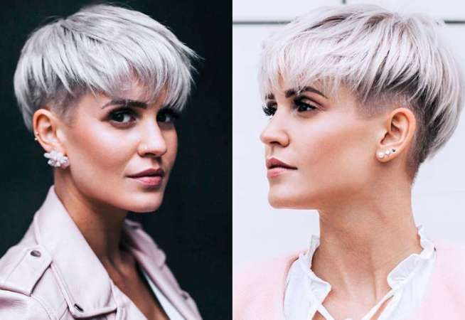 Madeleine Short Hairstyles