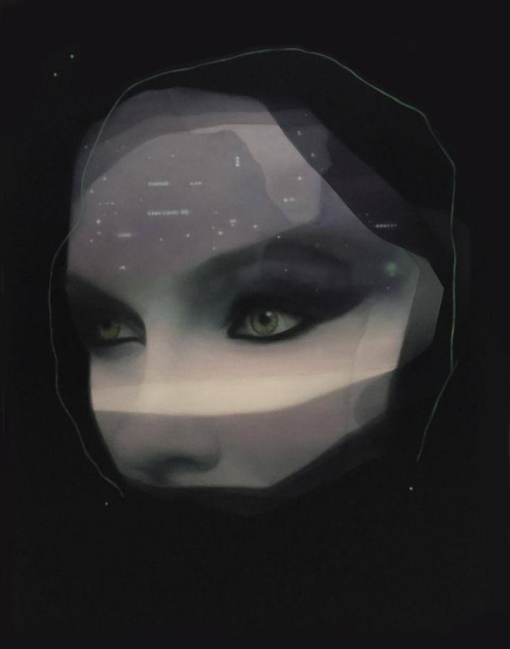 "SUPERSONIC ART: Seamus Conley's""Stealth Ones."" Spectacularly...  http://www.seamusconleystudio.com/"