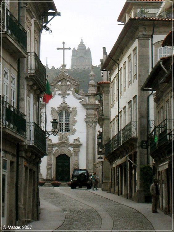 Viana do Castelo   Portugal where I spent my honeymoon; a really charming location