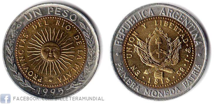 Argentina 1995 - 1 peso