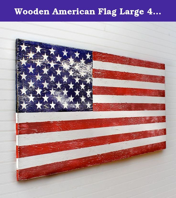 40 Best American Stationery Gifts Images On Pinterest: 1000+ Ideas About Wooden American Flag On Pinterest