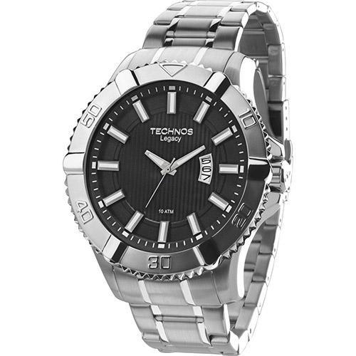 [Americanas] Relógio Masculino Technos Analógico 2115KOV/1P - de R$859,00 por R$180 Boleto