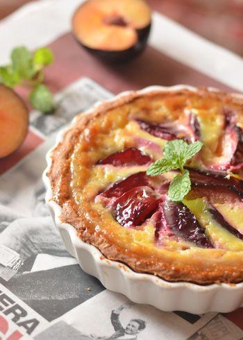 tart slatki tart od od šljiva pie piće food balkan sweets tarts ...
