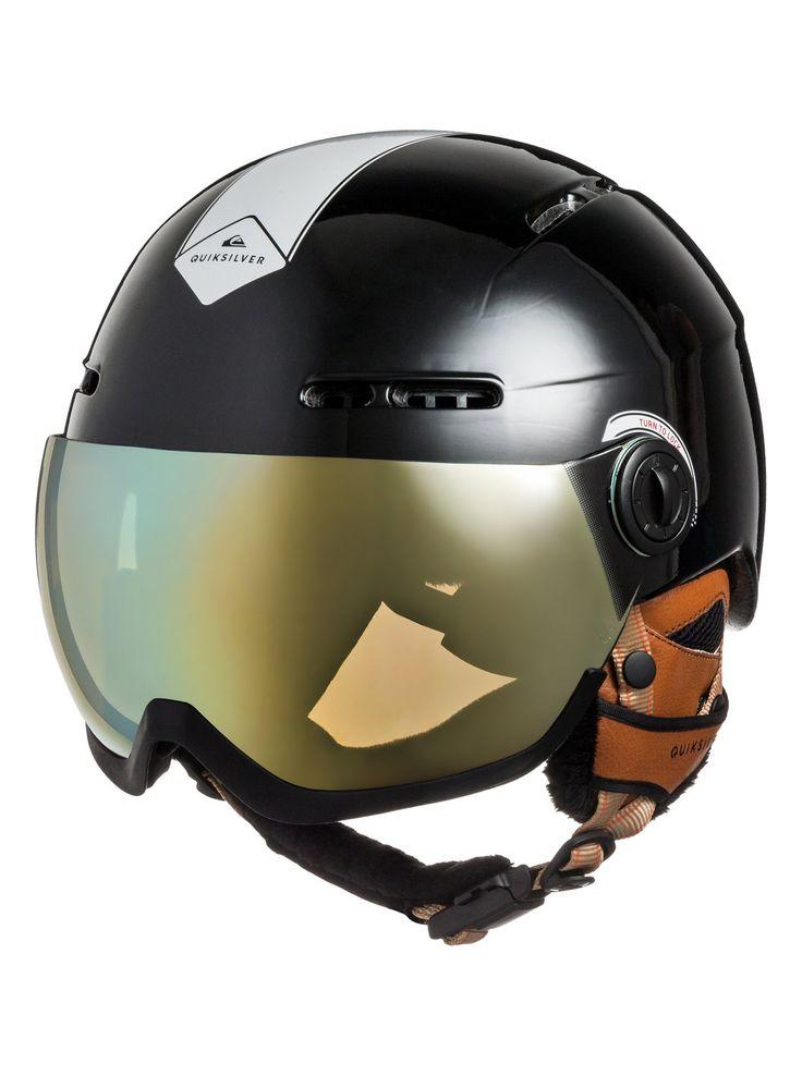 Foenix - Casque de snowboard avec masque visière intégré 3613371723088 | Quiksilver