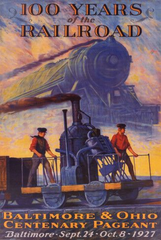 100 Years of Railroad http://www.allposters.com/-sp/100-Years-Railroad-Posters_i3147935_.htm