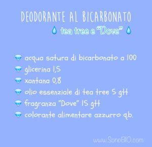 Deodorante gel naturale fatto in casa: tutti i segreti! ~ SonoBio a Modo Mio