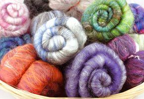 Workshops – Sieraad (armband, ketting) vilten - Dutch Wool Diva
