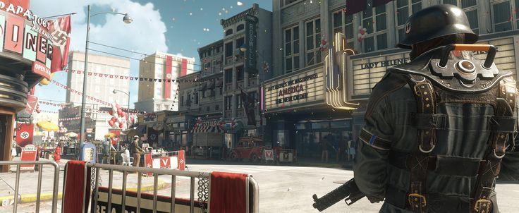 Wolfenstein II: The New Colossus:  http://gamesharkreviews.com/news.php?t=Wolfenstein_II%3A_The_New_Colossus&utm_content=buffer2df9b&utm_medium=social&utm_source=pinterest.com&utm_campaign=buffer  #wolfenstein #gaming #gamer #ps4 #xboxone #game #gamedev #