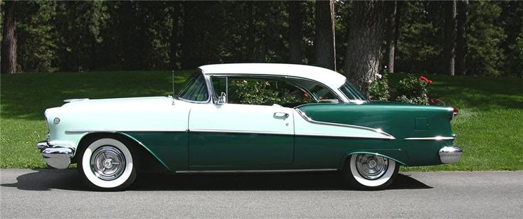 1955 Oldsmobile 88 Maintenance/restoration of old/vintage vehicles: the material for new cogs/casters/gears/pads could be cast polyamide which I (Cast polyamide) can produce. My contact: tatjana.alic@windowslive.com