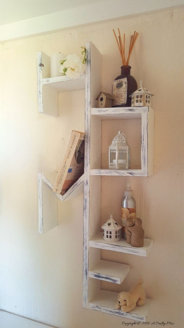 Best 25 reclaimed wood shelves ideas on pinterest diy for Diy wood crafts