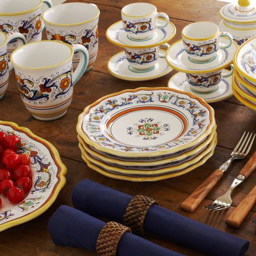 149 Best RUSTIC Country DinnerWare Images On Pinterest