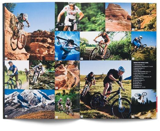 Trek Bikes 2010 Mini Catalog -- Mountain by Jeremy Mlodik, via Behance