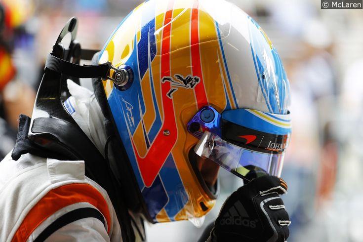 """Alonso: """"allarmante"""" deficit Honda dovrebbe preoccupare Toro Rosso"""