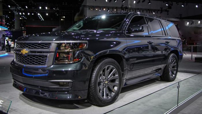 2018 Chevrolet Suburban new changes, release date, price ...