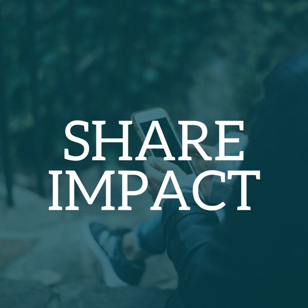 Share Impact  Helping Social Entrepreneurs to measure and