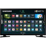 Smart TV LED 43  Samsung UN43J5200AGXZD Full HD Conversor Digital 2 HDMI 1 USB Screen Mirroring e Connect Share Movie 60Hz  Preto    ID 220772221  Submarino