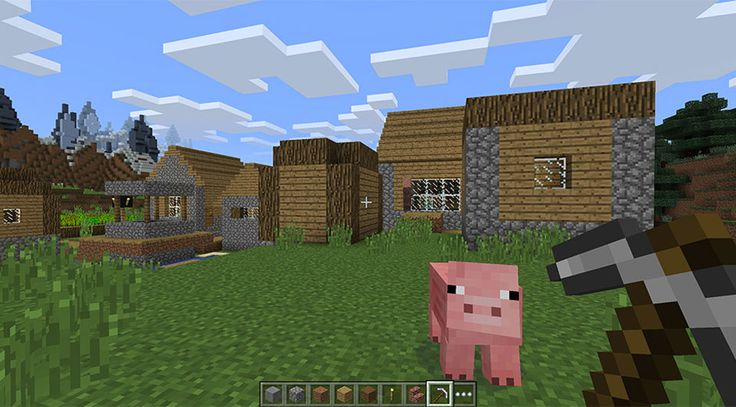 'Minecraft' beta for Windows 10 will pit you against mobile friends