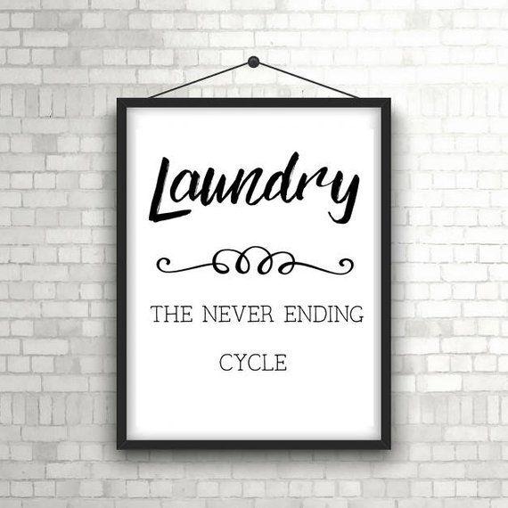 Printable Funny Laundry Room Art Laundry Room Wall Decor Laundry Room Signs Laundry Room Art Laundry Room Wall Decor