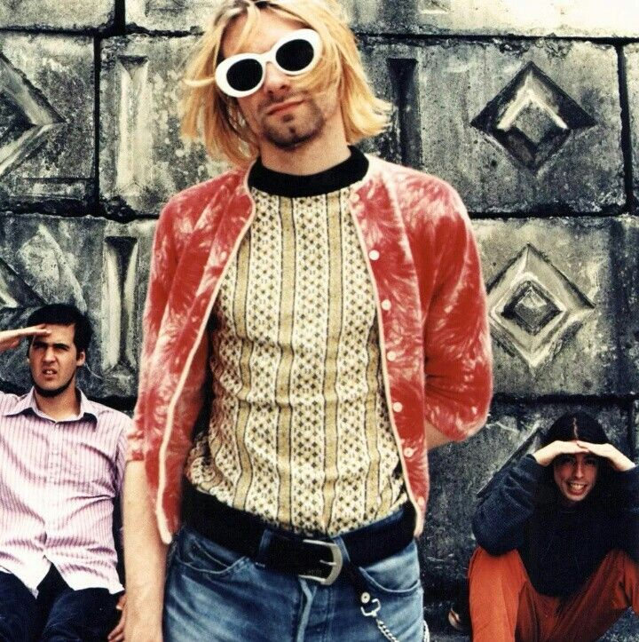 Kurt Cobain #People