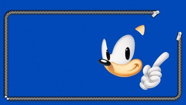 Sonic Lockscreen PS Vita Wallpaper