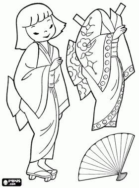 Japans meisje