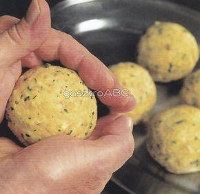 Krumpligombóc | Receptek