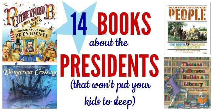 President books for kids that won't turn your kids off American history.Over a dozen funny, entertaining and inspiring stories and biographies for children.