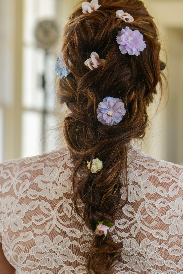 best wedding hairstyle images on pinterest wedding hair styles
