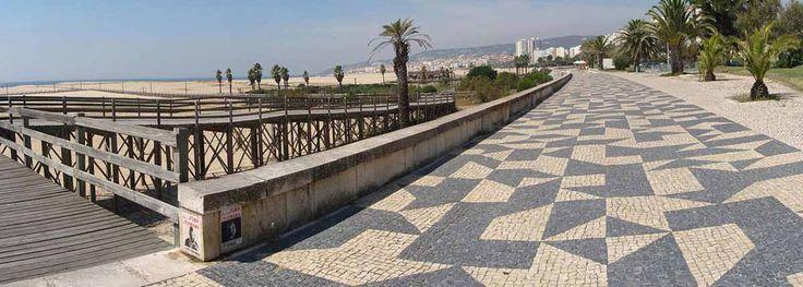 Promenade, Figueira da Foz, Portugal