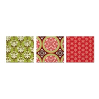 Candlelight Christmas Designer Fabric - by Stampin' Up!