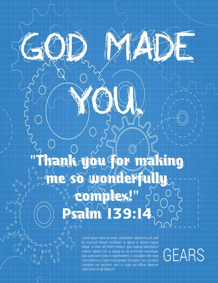 Maker fun factory day 5 bible verse bible point made blueprint maker fun factory day 1 bible verse bible point story made blueprint poster gear graphic from malvernweather Choice Image