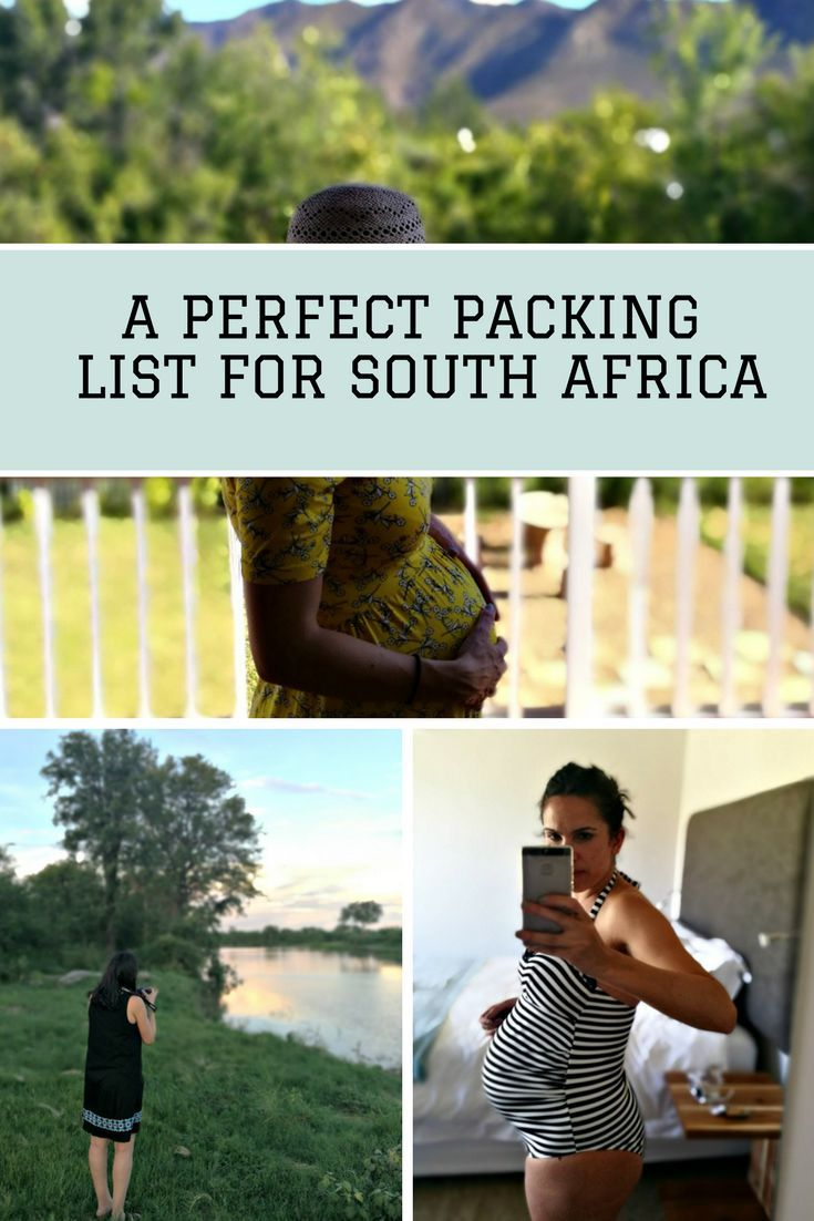The PERFECT female packing list for your South African adventure (plus bonus PDF!) #vacationpackingadvice