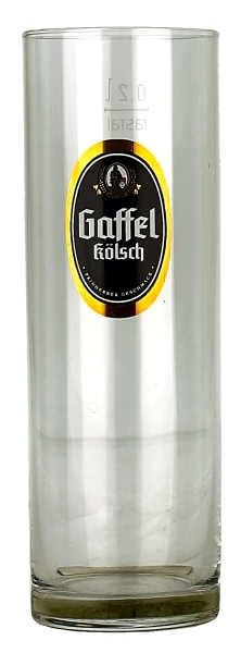 Beers of Europe | Gaffel Stange Glass 0.2L