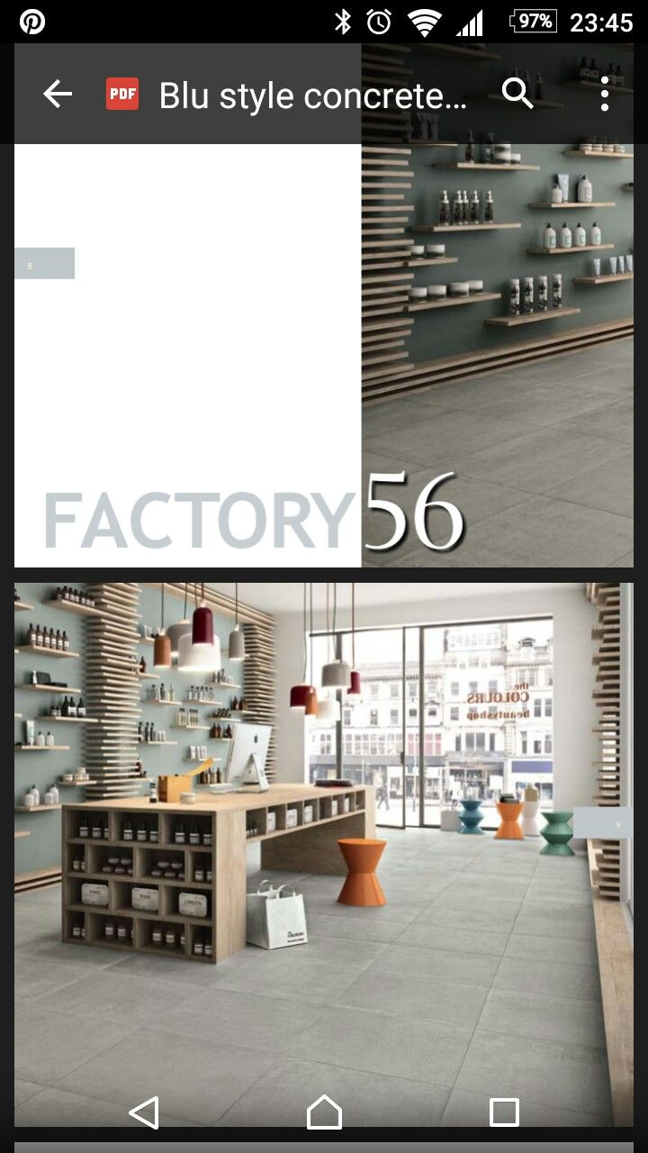 factory 56, Blustyle