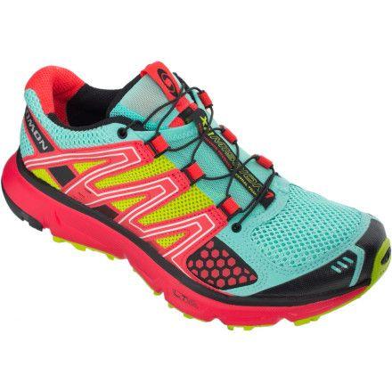 ladies salomon trail shoes