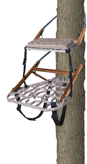 Lone Wolf Assault Hand Climber Tree Stand