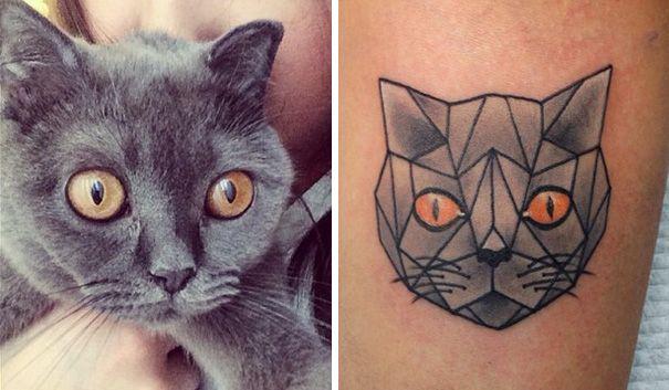 AD-Minimalistic-Cat-Tattoos-19