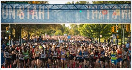 The Vancouver Marathon sponsored by the Van Intl Marathon Society returns this May 7th with 6 different races. Last year's popular race was sold out.