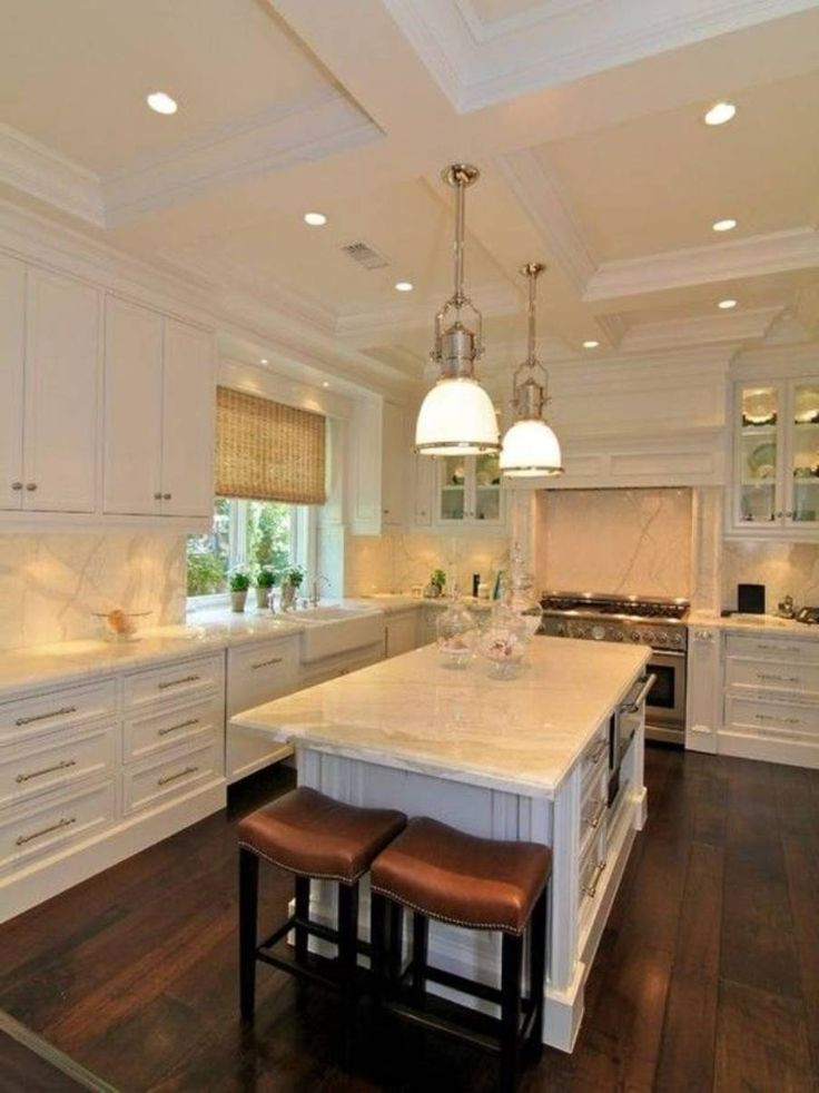 17 best images about kitchen ceiling lights on pinterest Modern kitchen pendant lighting ideas