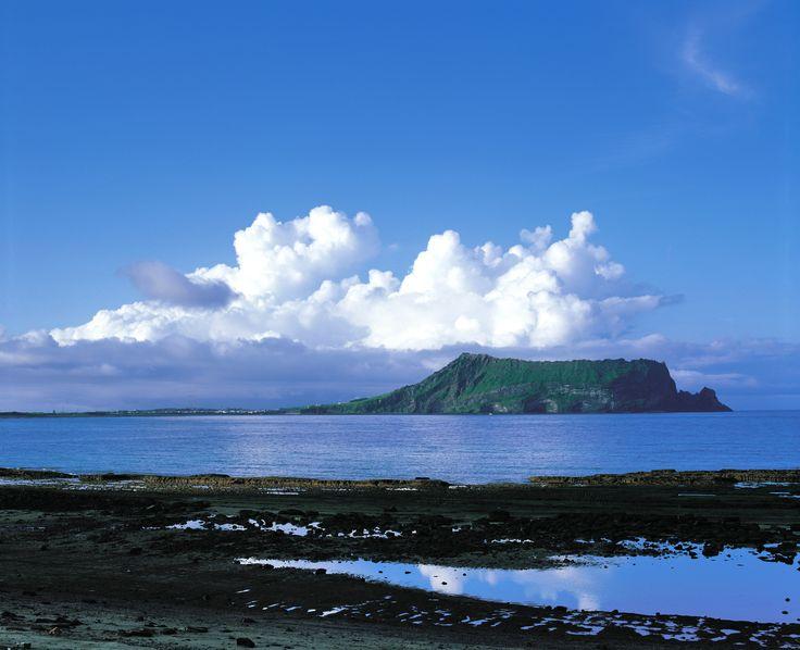 이미지투데이 자연 풍경 제주도 성산일출봉 사진 imagetoday nature jeju island photo   http://bit.ly/14Yq6tO