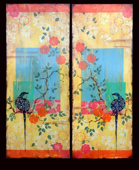 179 best Chinoiserie images on Pinterest | Chinoiserie, Art walls ...