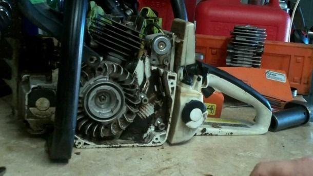 Stihl 026 Chainsaw Parts Diagram Chainsaw Repair Stihl Repair