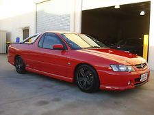 2003 HOLDEN COMMODORE VY SS UTE 5.7LT V8 Auto