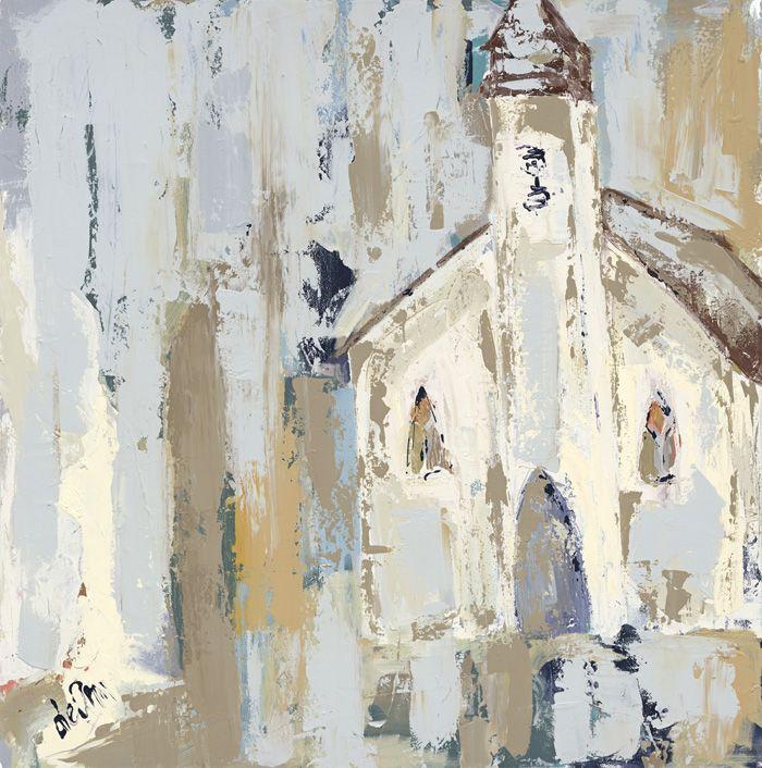 "Redeemed, 36"" by 36"", by Deann Hebert, $1250, Only at Gregg Irby Fine Art in Atlanta GA!"