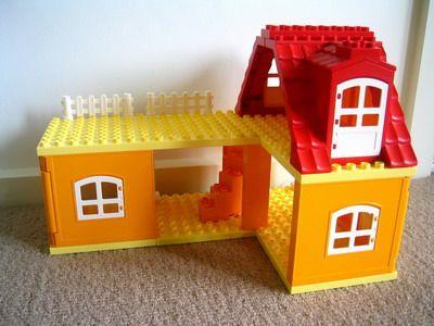 Die besten 25 lego duplo familienhaus ideen auf pinterest - Lego duplo ideen ...