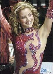 Homeschooling for Tanith Belbin was a great way to do her studies while training for the Olympics.  Photobucket/daibhidh70