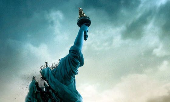 StrangeCulture: Statue of Liberty: Emergency Exit