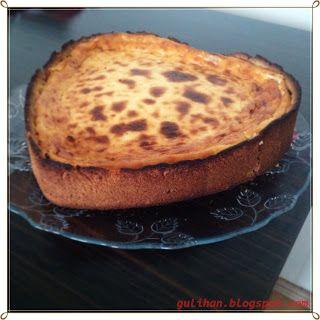 Gülihan    Diyet Listem - Mutfağım - Bebeğim: Almanya'nın Meşhur Pastası Käsekuchen pratik tarif...