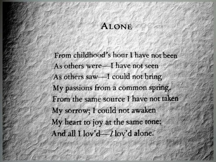 edgar allan poe essay poetry